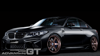 BMW M2 tuned by STUDIE<br>Racing Copper Blonze