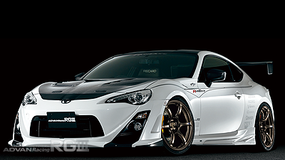 TOYOTA 86 tuned by Original RUNDUCE<br>UMBER BRONZE MERALLIC