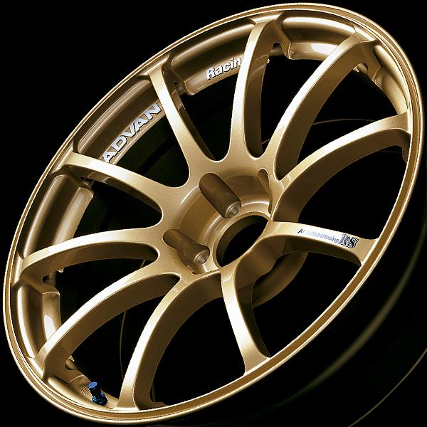 Yokohama Wheel Brand Advan Racing Rs For European Cars