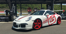 Porsche Short-track Meeting 2016 ブース出展レポート